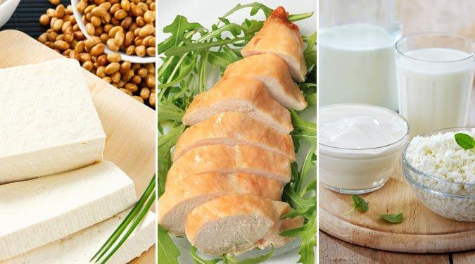 9 fehérjében gazdag élelmiszer