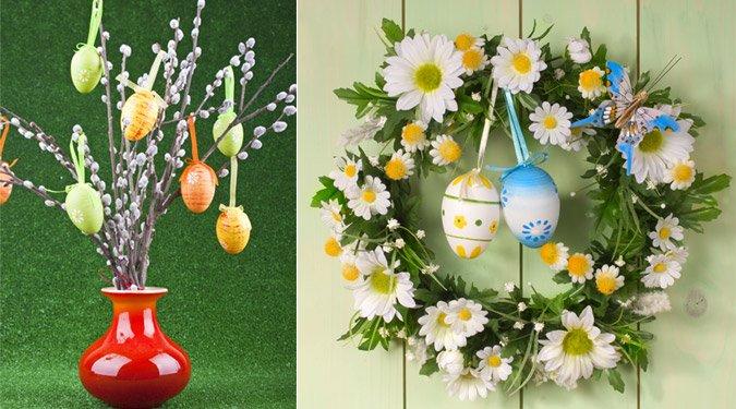 9 káprázatos és egyszerűen elkészíthető húsvéti dísz