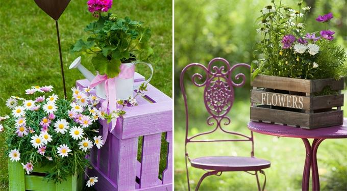 9 meseszép kerti dekoráció, amit könnyen megvalósíthatsz