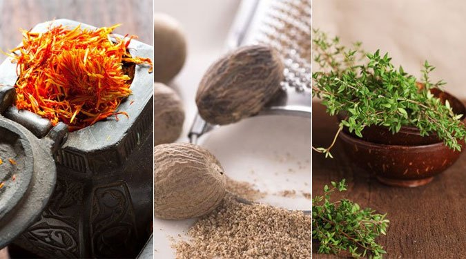 9 szuper-egészséges fűszernövény