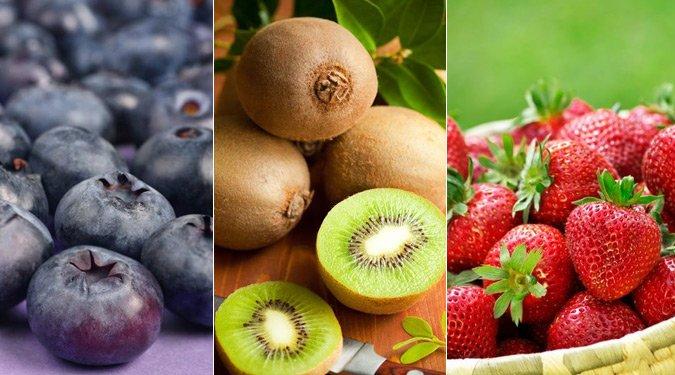 A 10 legegészségesebb gyümölcs