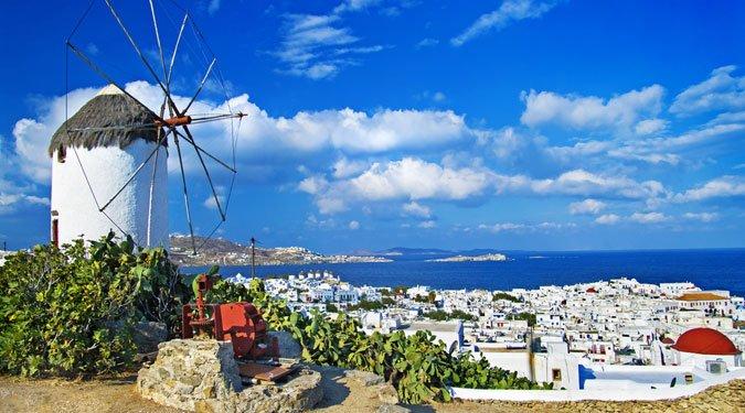 A 10 legszebb és lekülönlegesebb görög sziget