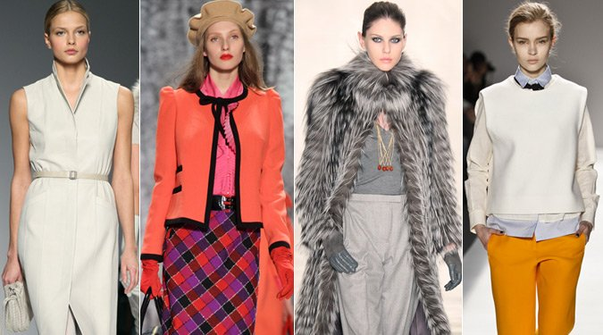 A 2011-es őszi divat legnagyobb trendjei
