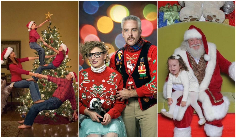 A 24 legviccesebb karácsonyi fotó, ami valaha készült