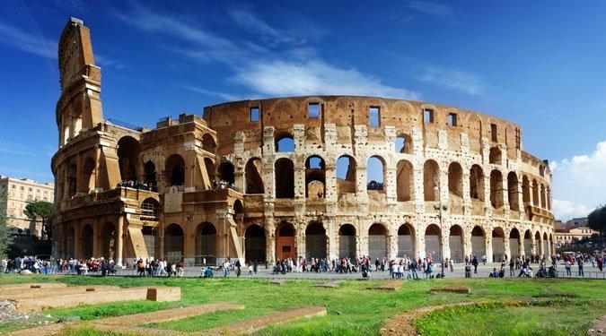 A 7 legcsodásabb látnivaló Rómában