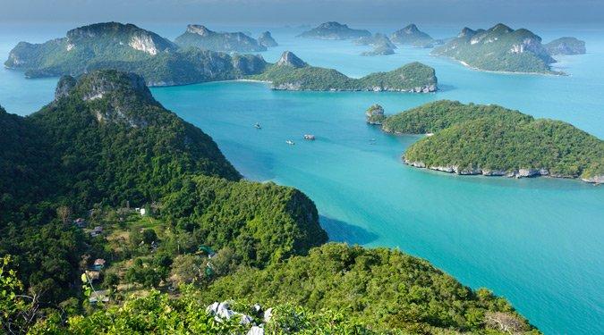 A 7 legszebb ázsiai úti cél