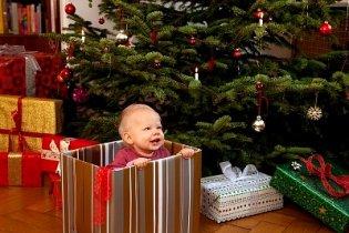 A baba első Karácsonya