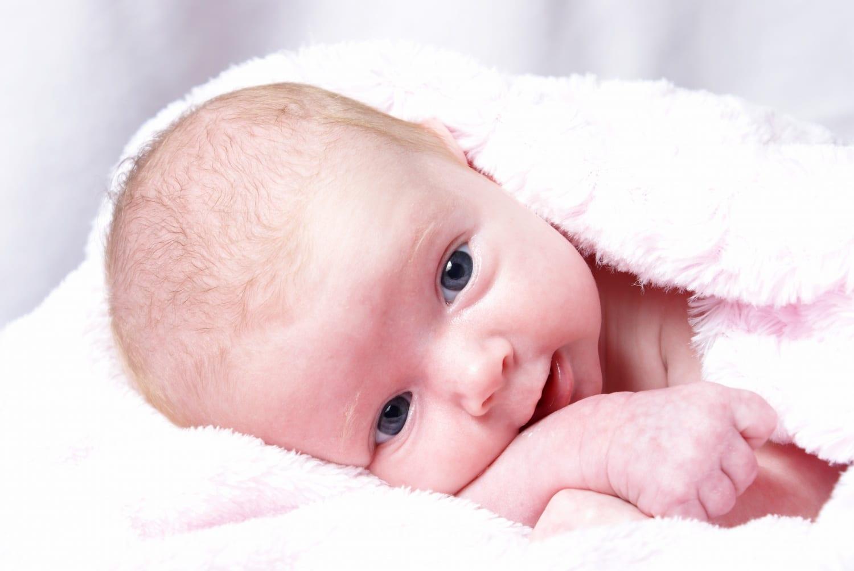A baba első hónapja