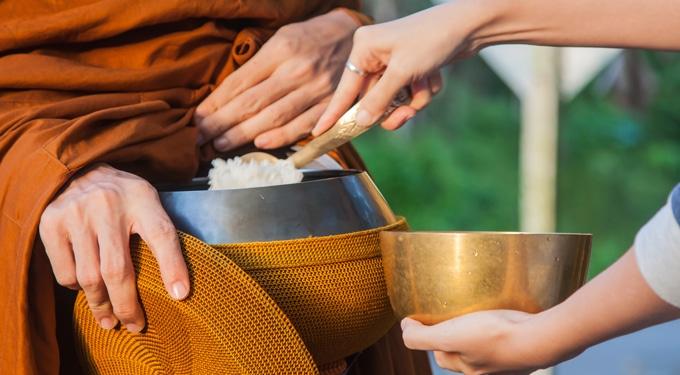 A buddhisták szerint: ilyen hatással van a táplálkozásunk az életünkre