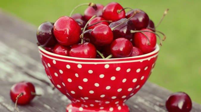 A cseresznye 6 nagyszerű hatása
