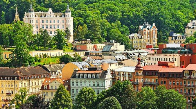 A csodálatos Karlovy Vary