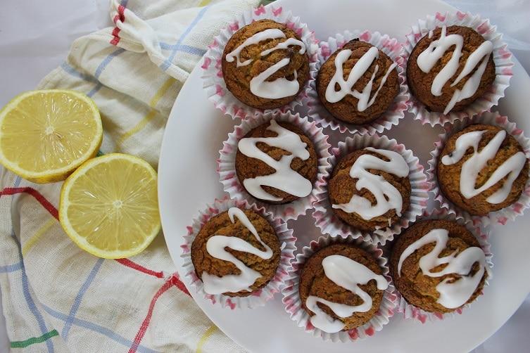 A diéta legjobb része – Citromos-mákos protein muffin