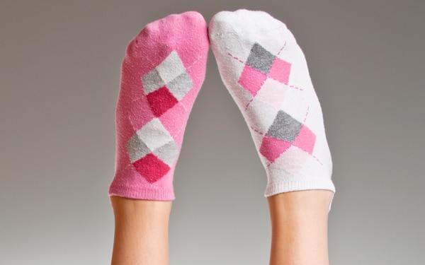 A fél pár zokni rejtélye