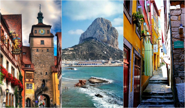 A főváros nem minden! 5 külföldi úti cél, ami senkinek nem jut elsőre eszébe