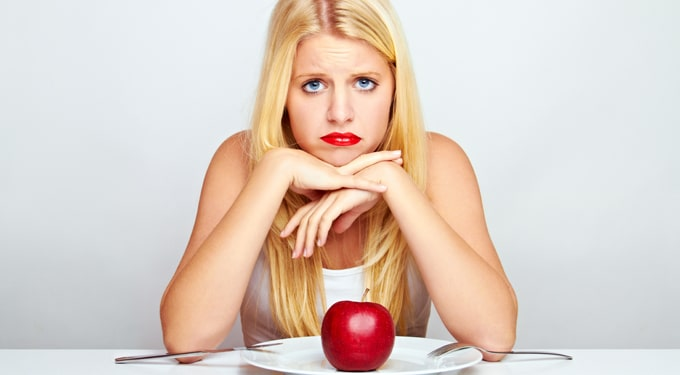 A fogyókúrázók 8 leggyakoribb hibája