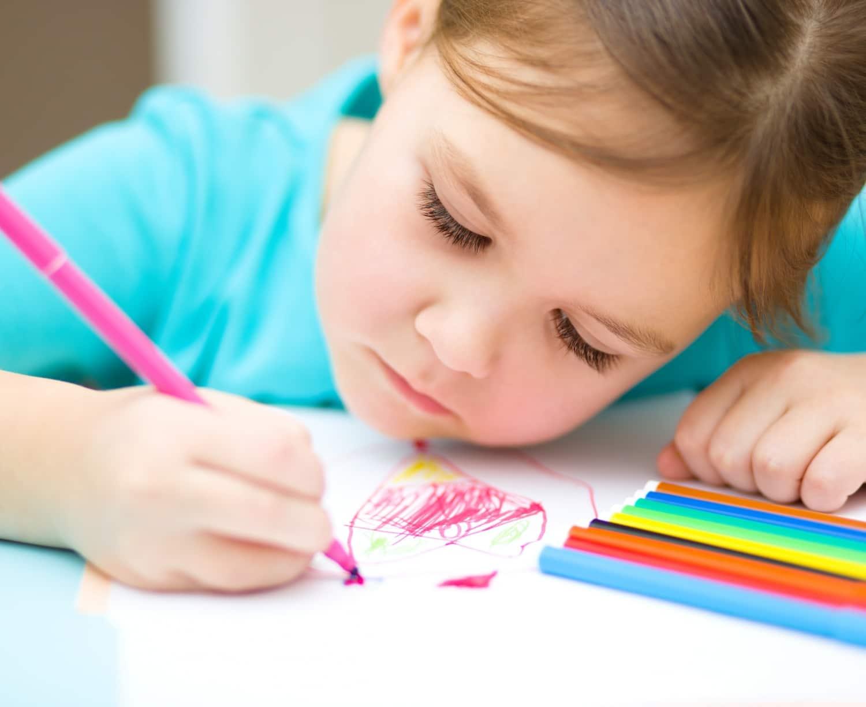 A gyerek rajza elárulja, hogy mennyire lesz okos felnőtt belőle