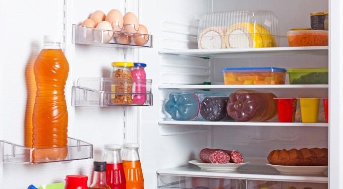 A hűtőszekrény ideális hőmérséklete, tárolási tippek