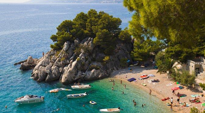 A horvát tengerpart 10 legszebb strandja