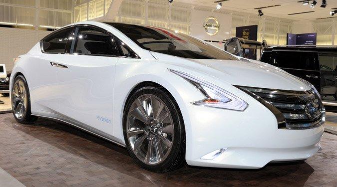 A jövő autói – ha már eleged van az üzemanyag árakból