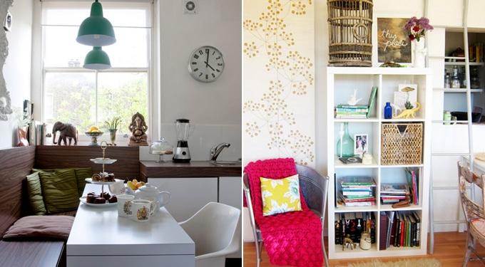 A kis lakás is lehet dekoratív! Lakberendezési tippek kis helyiségekre