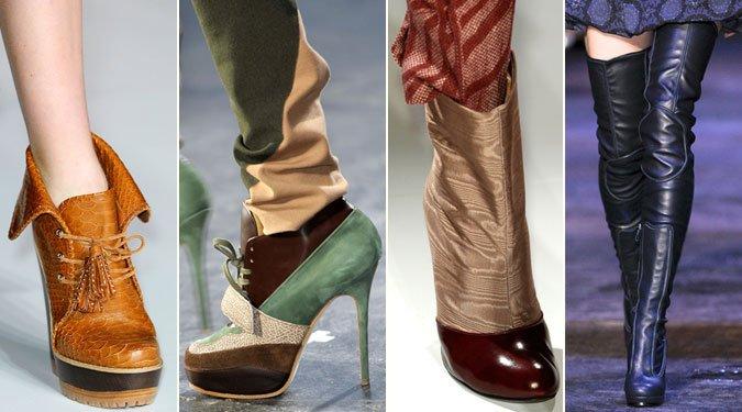 A legdivatosabb őszi/téli cipők