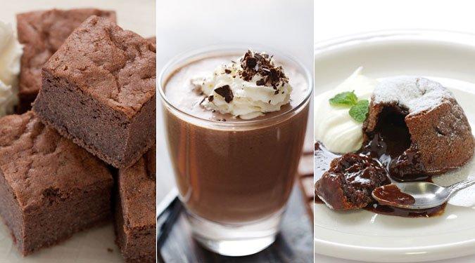 A legfinomabb csokoládé különlegességek házilag, amiket azonnal felfalnál