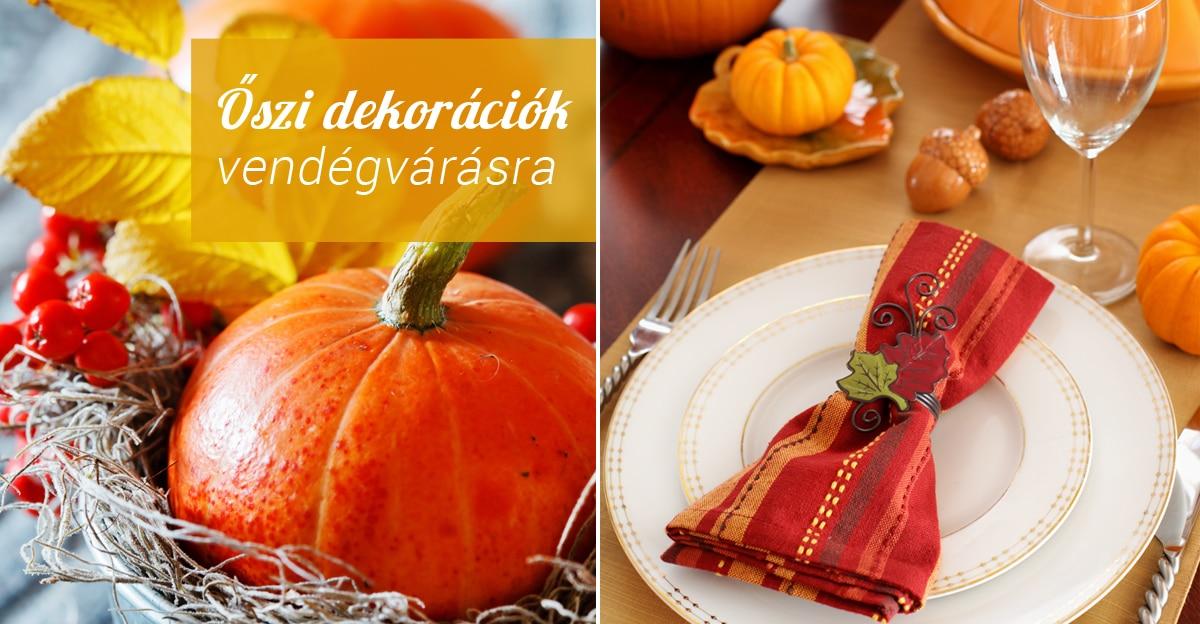 A leggyönyörűbb őszi dekorációs ötletek, amiket valaha láttál