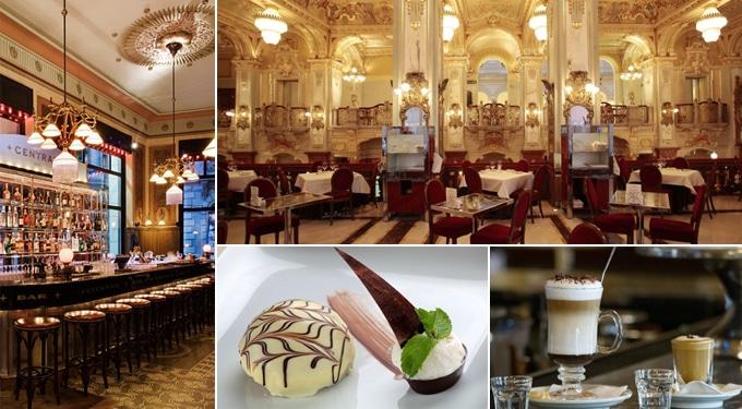 A legjobb évszázados kávéházak Budapesten