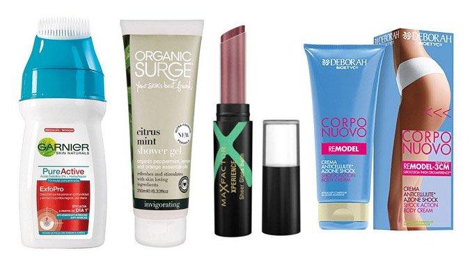 A legjobb kozmetikumok 2012 tavaszra