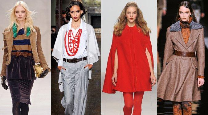 A legnagyobb őszi divat trendek