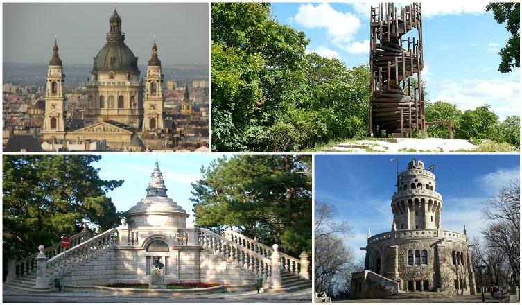 A legszebb Budapest környéki kilátók