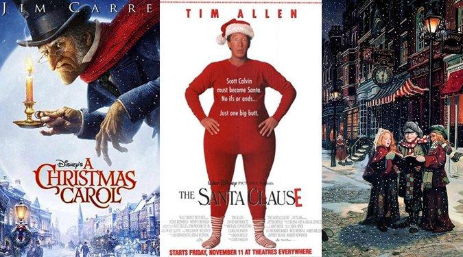 A legszebb karácsonyi filmek
