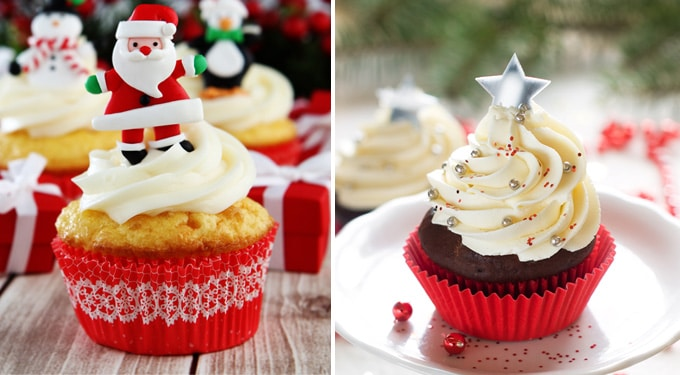 A legszebb karácsonyi tündértorták, amiket te is elkészíthetsz