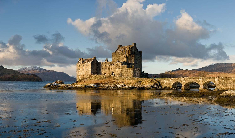A legszebb skót kastélyok – Kísérteties szépségek