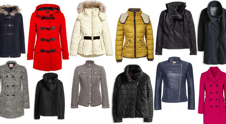 A legszebb szezonális és átmeneti kabátok