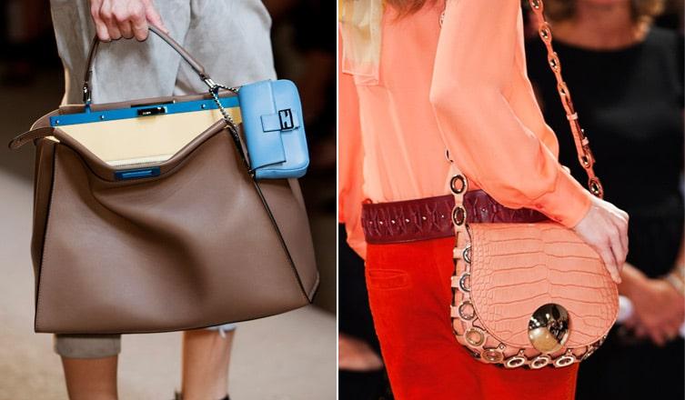 A legszebb táskák 2015 tavaszára