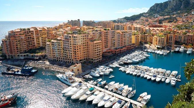 A luxus városállam – Monaco