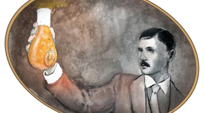 A magyar Nobel-díjas, aki túljárt a nácik eszén