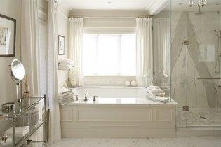 A mai modern fürdőszoba