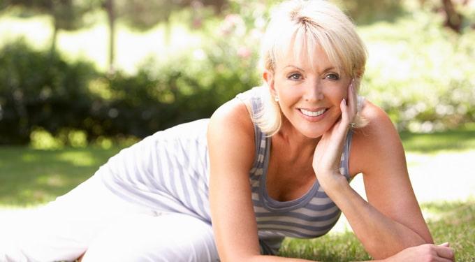 A menopauza áldásos hatásai