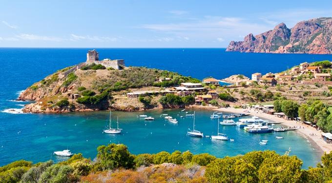 A meseszép francia sziget, Korzika