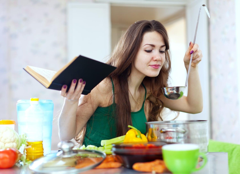 A mindennapok projektje: a főzés