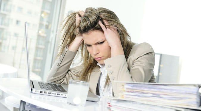 A munkahelyi stressz tünetei és oldása