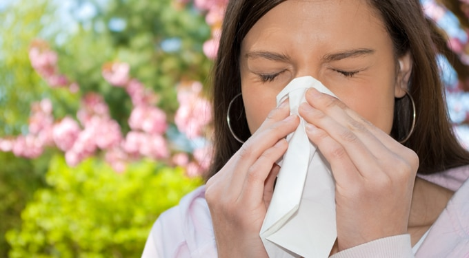 A nagy tavaszi mumus, az allergia