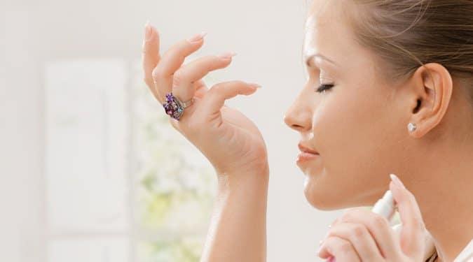 A parfümöd elárulja ki vagy