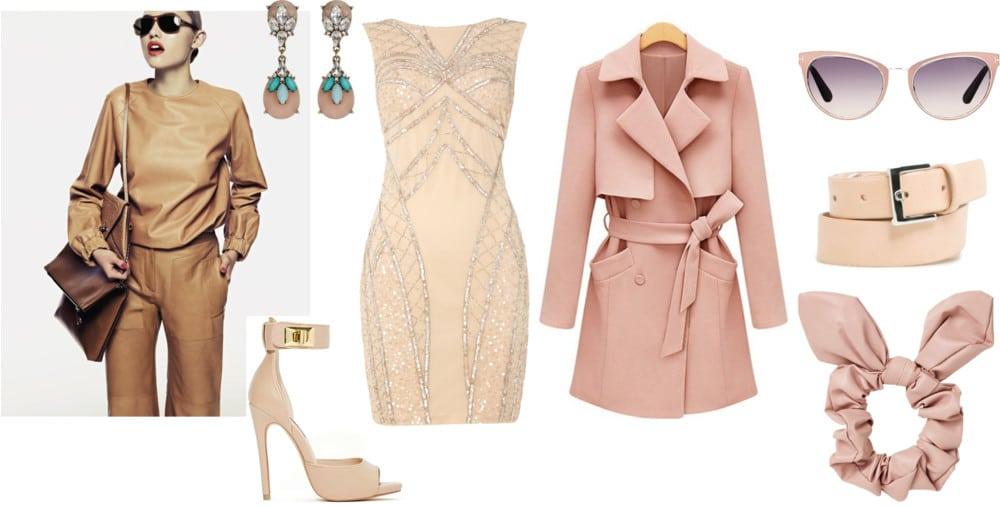 A stylist tanácsa: Nude szín minden alkalomra