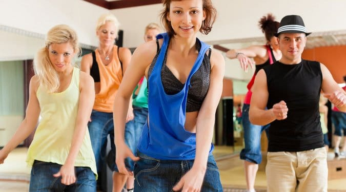 A tánc gyógyító tulajdonságai