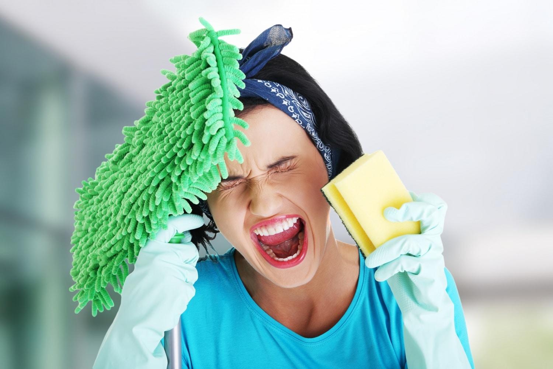 A takarításmánia lelki háttere: mit tehetsz ellene?