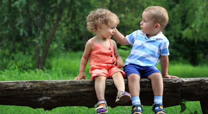 A testvérek közti jó és rossz kapcsolat