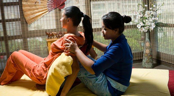 A thai masszázs testi-lelki előnyei